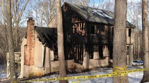 Man Arrested After Old Saybrook Fire That Injures Him And His Wife