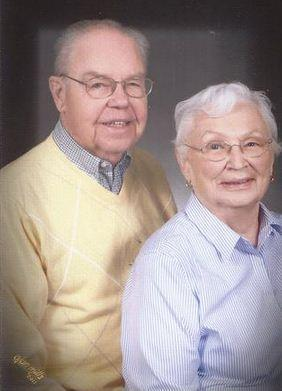 Charles, left, and Doris O'Connor