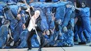 "MUNICH, Germany — Wagner's ""The Ring of Nibelung"" is no picnic."