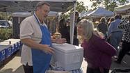 The Irvine Saturday farmers market is the largest and best in Orange County, but it's a mixed bag. It has some worthy local small farmers who come in person, along with more commercial farms, and even a few who have been sanctioned previously for cheating by agricultural authorities or other managers.