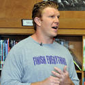 Ravens center Matt Birk