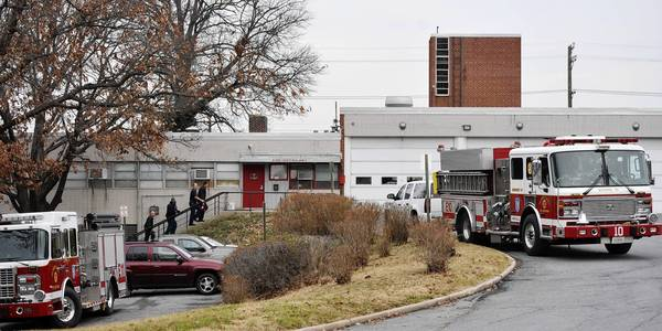 Representatives for North Carolina-based Harris Teeter grocers plan to bid on the Towson fire station site.