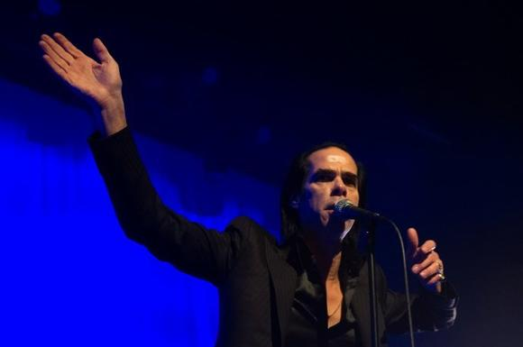 Nick Cave at the Fonda in Hollywood