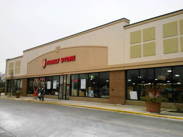 The current Salvation Army store at 250 W. Rand Road in Arlington Heights is about 3,000 square feet larger.