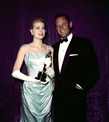 Academy Awards fashions through the years: Grace Kelly, 1955