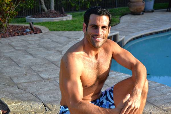 Eli Sapharti, of Parkland, has been profiled in People magazine and on Good Morning America, and provides fitness tips at FatBoyFitMan.com.