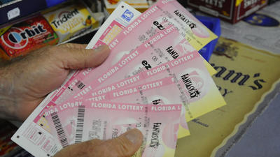 Fantasy 5 ticket sold in Hollywood about to expire