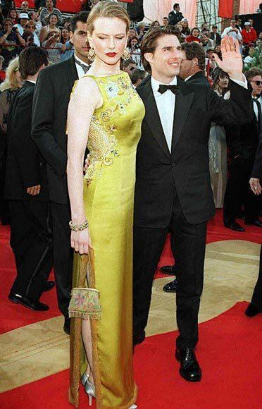 Academy Awards fashions through the years: Nicole Kidman, 1997