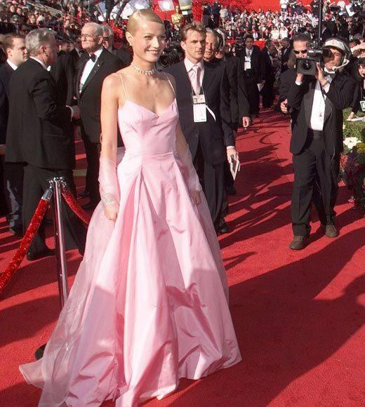 Academy Awards fashions through the years: Gwyneth Paltrow, 1999