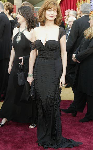 Academy Awards fashions through the years: Susan Sarandon, 2004
