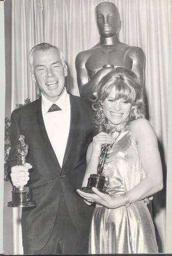 Academy Awards fashions through the years: Julie Christie, 1967
