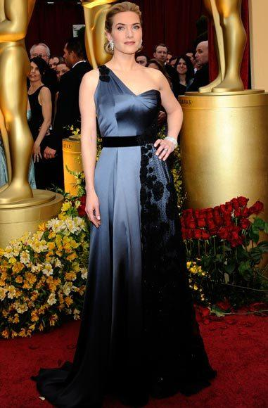 Academy Awards fashions through the years: Kate Winslet, 2009