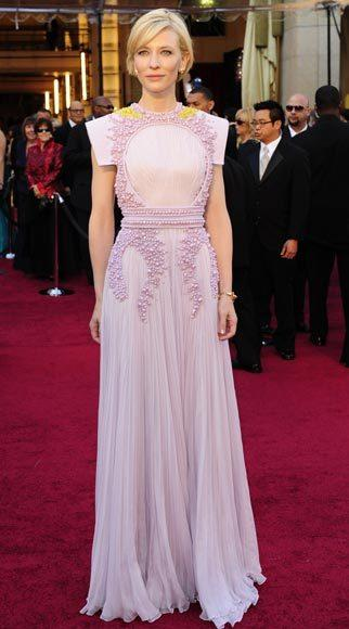 Academy Awards fashions through the years: Cate Blanchett, 2011