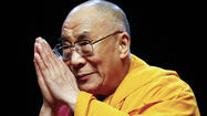The Dalai Lama, the spiritual leader for Tibetan Buddhists, will speak in May at the University of Maryland as part of the Sadat Lecture for Peace, an annual series that has drawn world leaders such as Madeleine Albright, Nelson Mandela and Jimmy Carter.