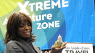Behind the scenes at the L.A. Times Travel Show