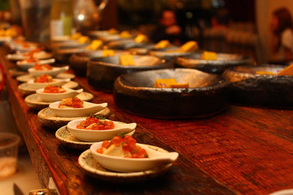 Barbershop Ristorante Italiano pops up in the former A.O.C. space through the month of March.