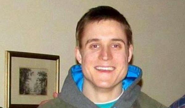 "Mateusz ""Matt"" Rybarski, 21, disappeared Monday. Supplied photo"
