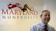 Maryland's approximately 30,000 nonprofits range from the smallest all-volunteer organizations to the largest private employer in the state. Greg Cantori loves them all.