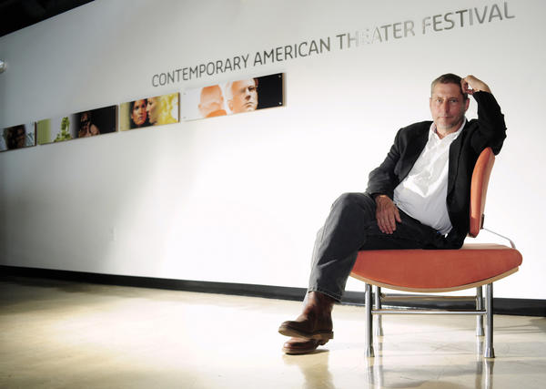 Ed Herendeen, Producing Director, Contemporary American Theater Festival.