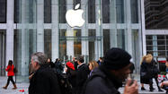 A New York federal judge on Friday blocked Apple's plan to hold a vote next week to change the way it issues a special class of stock.