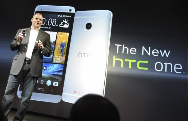 HTC introduces new smartphone