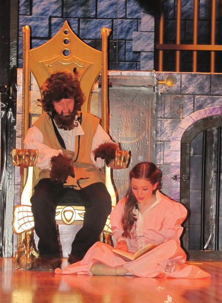 Chambersburg (Pa.) Area Middle School North will present the musical Beauty and the Beast.
