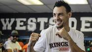 Robert Guerrero leaned on his faith through a drawn-out wait before unbeaten Floyd Mayweather Jr. tapped him as his next opponent, May 4 at the MGM Grand in Las Vegas.