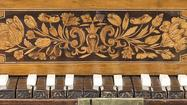 Music from the 1700 Stephen Keene spinet