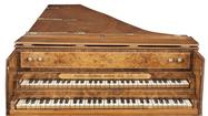 Music from the 1762 Kirckman harpsichord