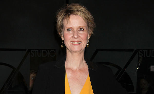 "In a 2004 interview Cynthia Nixon told the New York Daily News she had ""nothing to hide"" about her relationships with women."
