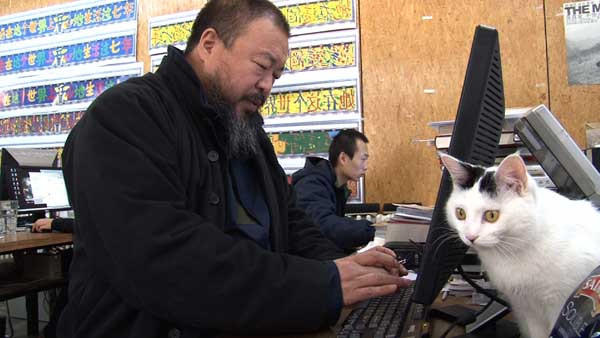 """Independent Lens'"" new episode, ""Ai Weiwei: Never Sorry,"" profiles the Chinese activist/artist at 10 p.m. on KOCE."
