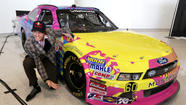 Move over Danica Patrick, another NASCAR rookie trying to adjust to the learning curve of high-powered oval racing could soon be on your heels: Travis Pastrana of motocross and X Games fame is a full-time stock car racer.