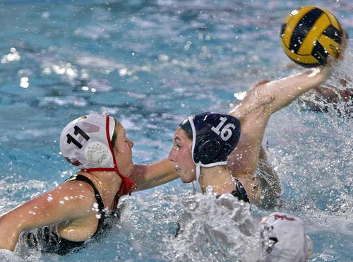 ARCHIVE PHOTO: Crescenta Valley's Elissa Arnold has contributed seven goals and six steals for the Falcons this postseason.