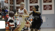 Dulaney tops Blake in girls basketball first-round playoff game