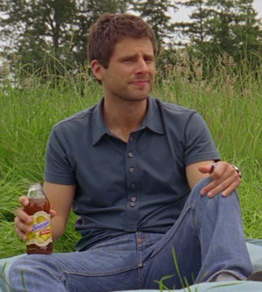 'Psych': The pineapple in (almost) every episode: Who doesnt love a refreshing pineapple Snapple at a Civil War reenactment?