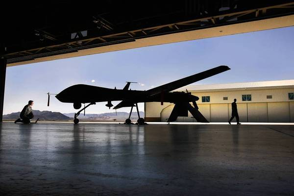 U.S. begins drone operation in Niger
