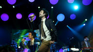 Passion Pit performs at UIC Pavilion