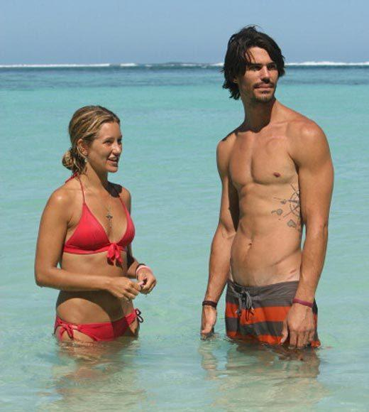 "<B>Reality Show(s) Rendezvous</b>: This couple connected during the 23rd season of ""Survivor,"" set in the South Pacific. <BR><BR><b>Romance or Showmance?</b>: Romance. The two got engaged on Valentine's Day 2013."