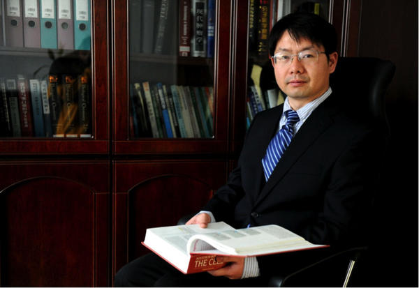 Bo Wen, a former scientist at Johns Hopkins, left the United States to pursue his research at Fudan University in China.