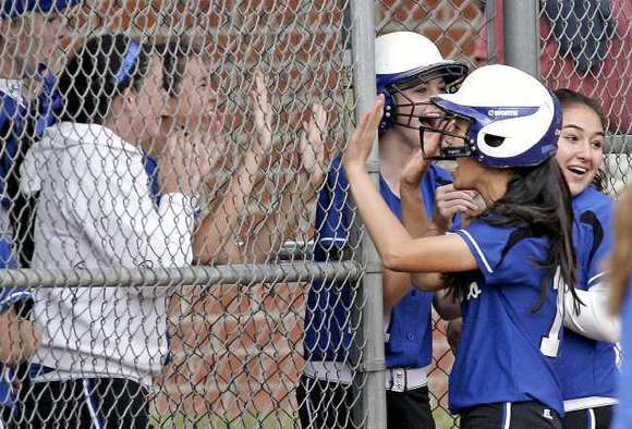 The San Marino High softball team will look to improve on a 2012 season in which it took second in the Rio Hondo League and advanced to the second round of CIF.