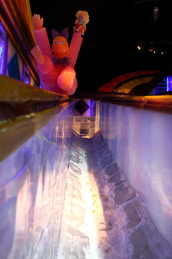 <b>Pictures:</b> Through the years: ICE! exhibit  at Gaylord Palms - ICE! at Gaylord Palms in Kissimmee