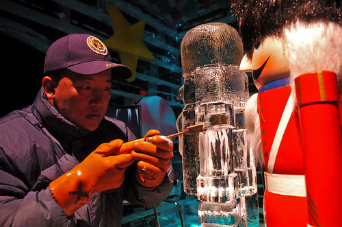 <b>Pictures:</b> Through the years: ICE! exhibit  at Gaylord Palms - ICE! show at Gaylord Palms Resort and Convention Center