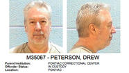 Drew Peterson in prison