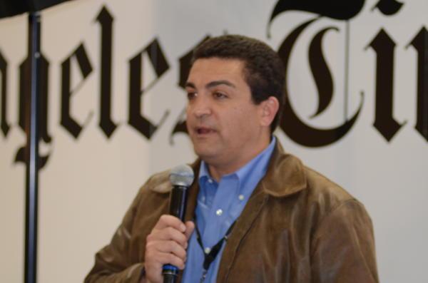 TSA spokesman Nico Melendez discusses what to expect at airport security.