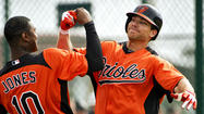 SARASOTA, Fla. — Chris Davis blames himself.