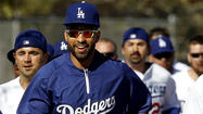 Matt Kemp sets the tone for the Dodgers in more ways than one