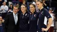 Pictures: UConn Women Vs. Seton Hall