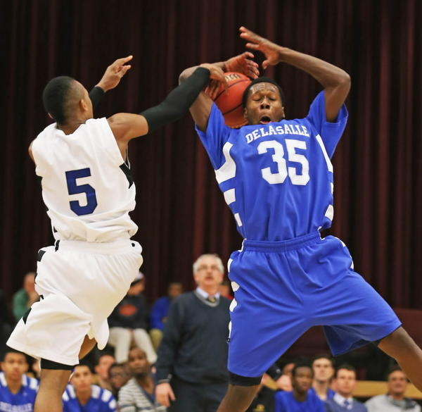 Sterling Brown proviso east