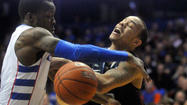 Pictures: UConn Men At DePaul