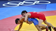 No respect for wrestling, an Olympic sport we'll soon forget
